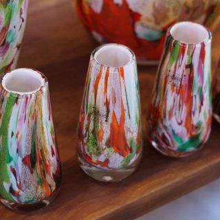 FIDRIO- MIXED COLOURS -Vase Gloriosa