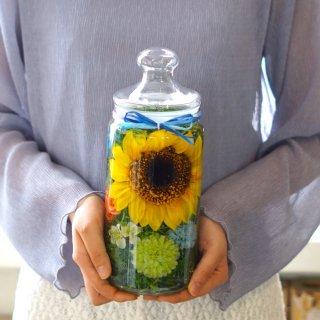 【7】父の日 ホリフラワー -sunflower-