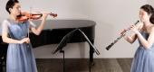 レーヴ・パピヨンの四季 田中佑美(Oboe)×渡辺優貴(Violin)