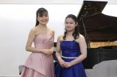 Duo Chatty♪前田妃奈(Violin)と馬場彩乃(Piano)の高校生活最後を飾るコンサートLive