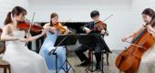【フランスの風薫る ラヴェルの弦楽四重奏曲】 精緻な構成美を追求した「ジェム・カルテット」による奏楽