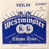 WESTMINSTER(ウエストミンスター) Violin弦