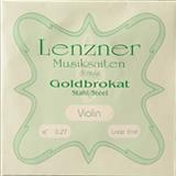 GoldBrokat(ゴールドブロカット) Violin弦
