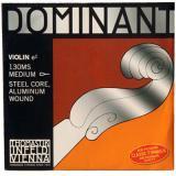 VN DOMINANT D線 4/4サイズ シンセティックコア/シルバー巻