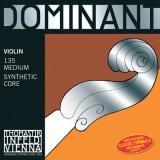 VN DOMINANT G線 4/4サイズ シンセティックコア/シルバー巻