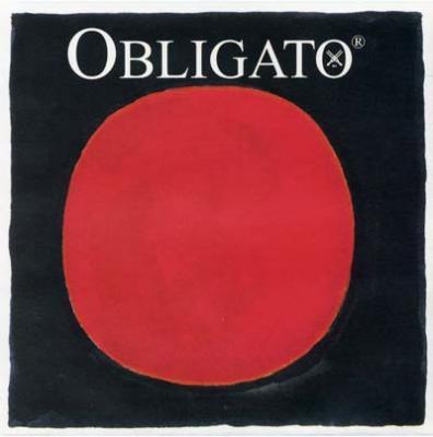 VN OBLIGATO G線 4/4サイズ シンセティックコア/シルバー巻