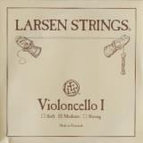 VC LARSEN A線 3/4サイズ スチール/クロムスチール巻