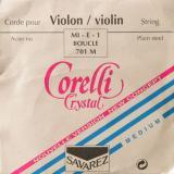 VN Corelli Crystal D線 シンセティックStabilon/合金巻