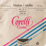 VN Corelli Crystal G線 シンセティックStabilon/シルバー巻