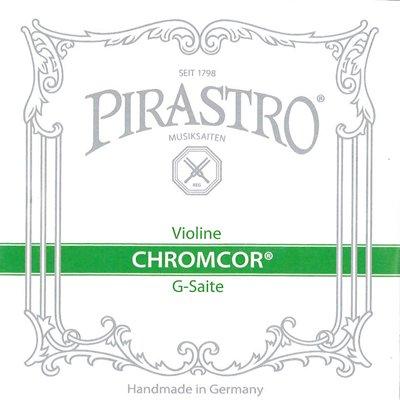 VN Chromcor G線 スチール/クロムスチール巻