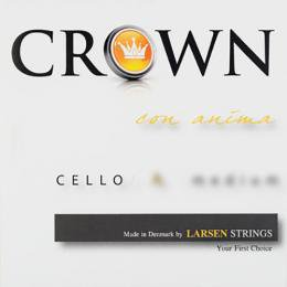 VC CROWN A線 スチール/クロムスチール巻
