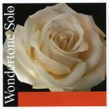 VN Wondertone Solo G線 シンセティックコア/シルバー巻