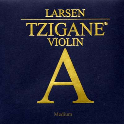VN Lasen Tzigane A線 4/4 シンセティックコア/アルミ巻