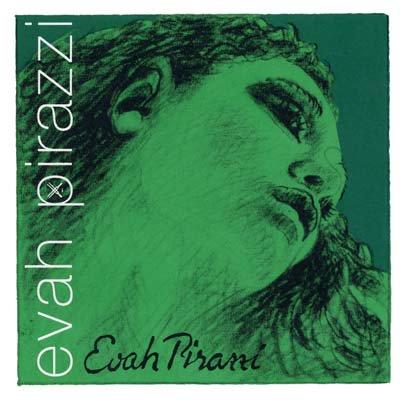 VN Evah Pirazzi 4/4 セット (E シルバリースチール)