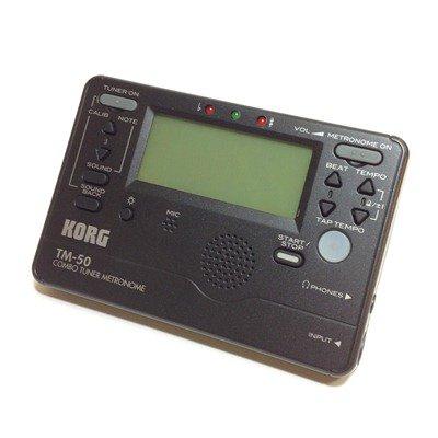 <img class='new_mark_img1' src='https://img.shop-pro.jp/img/new/icons5.gif' style='border:none;display:inline;margin:0px;padding:0px;width:auto;' />メトロノームチューナー KORG(コルグ) TM-50