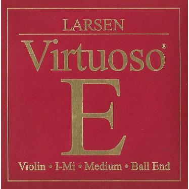 VN LARSEN Virtuoso E線 4/4 スチール