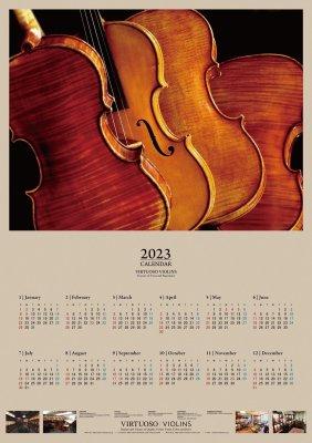 VIRTUOSO Original Calendar  2020
