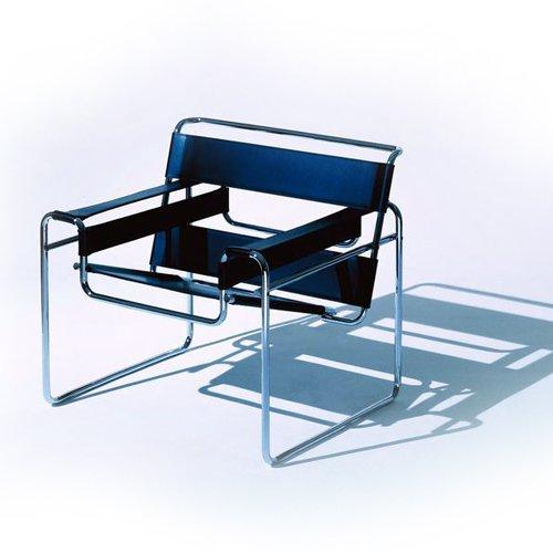 マルセル・ブロイヤー ワシリーチェア  Wassily Chair