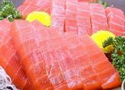 [2割引]【天然】 冷凍 本マグロ 中トロ 10人前 1.0kg