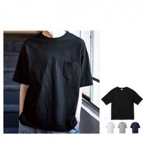 5.6オンス ビッグシルエット Tシャツ(ポケット付き):United Athle urban label【5008-01】