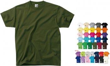 240円Tシャツ無地5.0ozスタンダードTシャツ:DALUC(ダルク) 【DM030】