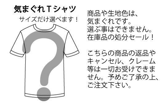気まぐれTシャツ