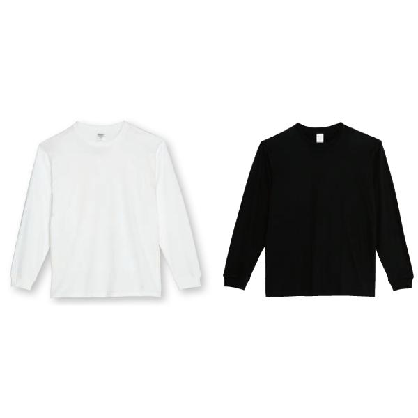 【00110-CLL】5.6オンス ヘビーウェイト ロングスリーブTシャツ(+袖リブ):printstar(プリントスター)