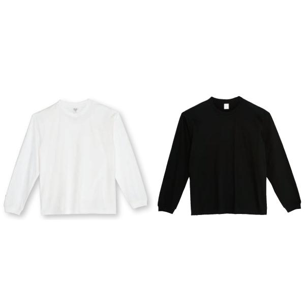 【00114-BCL】5.6オンス ヘビーウェイトビッグ長袖Tシャツ:printstar(プリントスター)