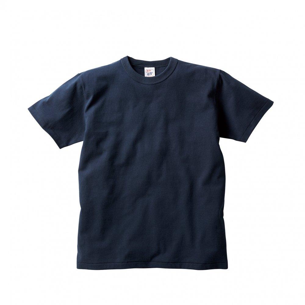 オープンエンド マックスウェイト バインダーネックTシャツ:TRUSS-【OE1118】
