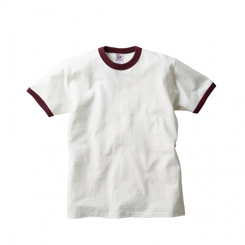 オープンエンド マックスウェイト リンガーTシャツ:TRUSS-【OE1121】