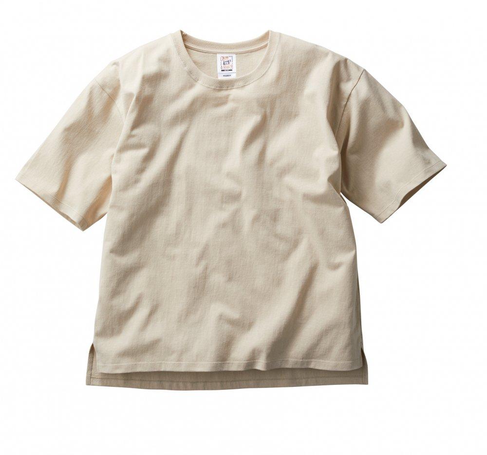 オープンエンド マックスウェイト メンズオーバーTシャツ:TRUSS-【OE1401】