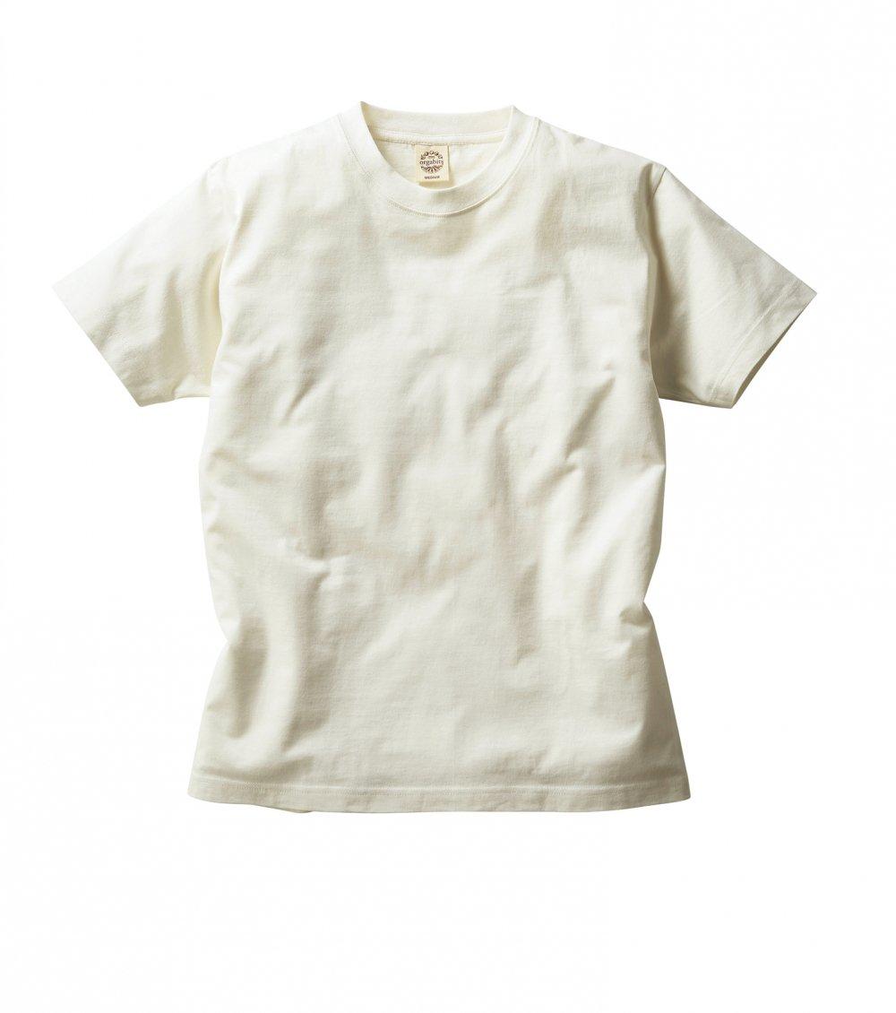 オーガニックコットンTシャツ:TRUSS-【OGB-910】
