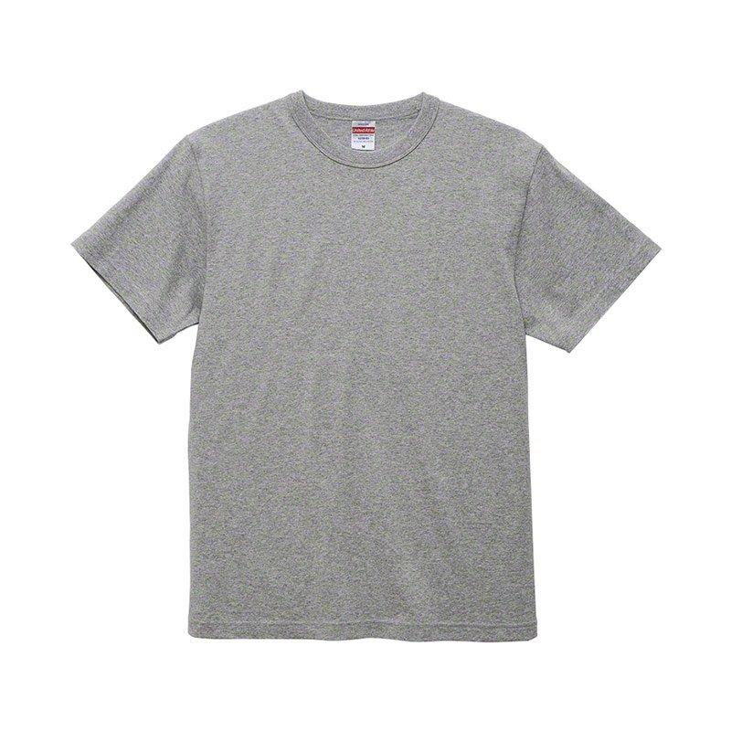 240円Tシャツ無地(税込み264円)6.0オンス オープンエンド バインダーネック Tシャツ