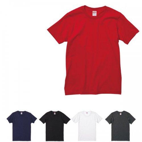 5.0オンスTシャツ:ユナイテッドアスレ-レギュラーフィットTシャツ【5401-01/5401-02】