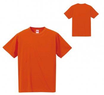 4.7オンスドライシルキータッチTシャツ(ノンブリード):United Athle(ユナイテッドアスレ) 5088-01/5088-02