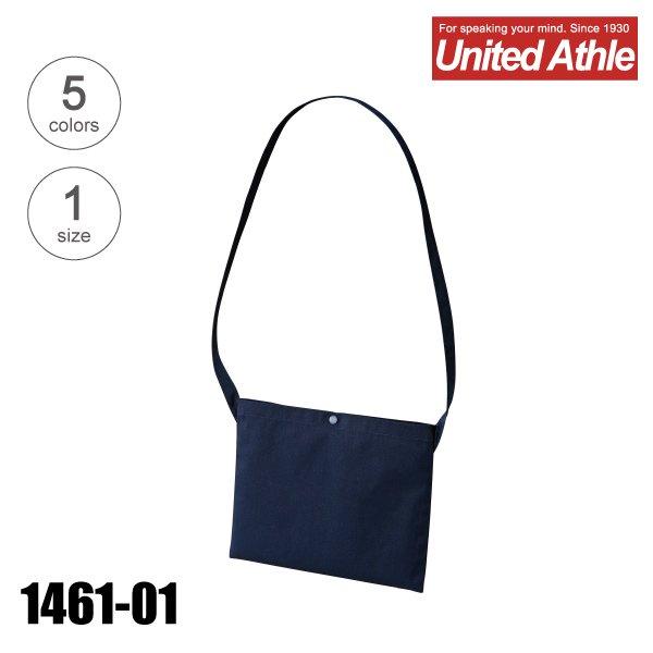 1461-01 レギュラーキャンバスサコッシュ★delawear(デラウェア)