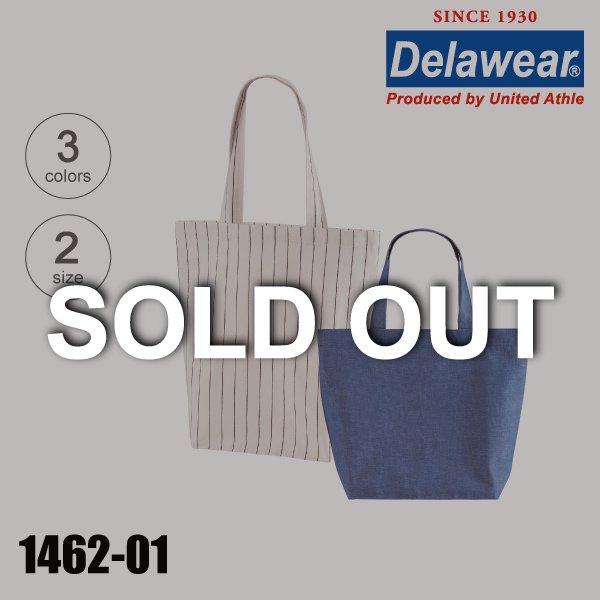 1462-01 コットンツイルトートバッグ★Delawear(デラウェア)【完売】