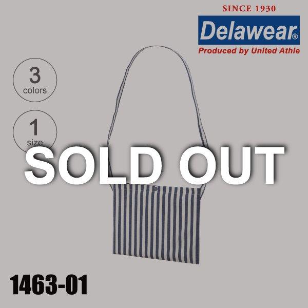 「1463-01 コットンツイルサコッシュ★Delawear(デラウェア)【完売】」の画像(United Athle.net)