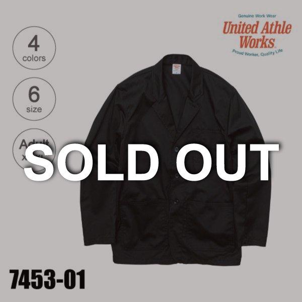7453-01 T/C ドライバーズ ジャケット(XS〜XL)★United Athle Works
