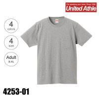 2b4e9486003efc by UnitedAthle.net. 型番:4253-01「スーパーへヴィーウェイトのポケット付きTシャツ」