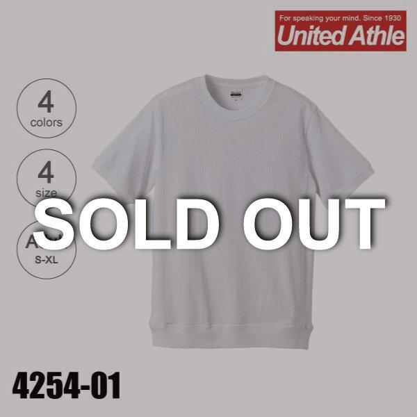 4254-01 7.1オンス オーセンティックスーパーへヴィーウェイト無地Tシャツ(サイドパネル)(S〜XL)