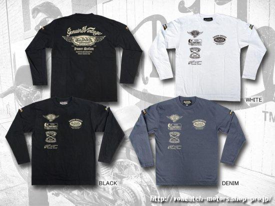 【Von Dutch motors】VOM-LT25 Long Sleeve T-Shirt