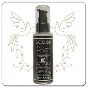 Lokiss Facial|ロキス  ブランニュー・セラム (美容液) 業務用100ml 【20ml増量】