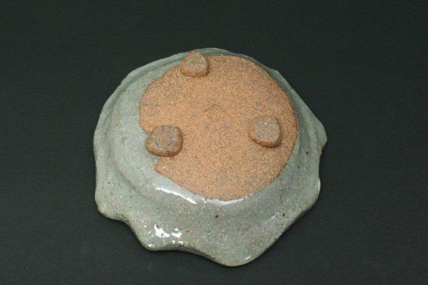 呉須絵化粧豆皿