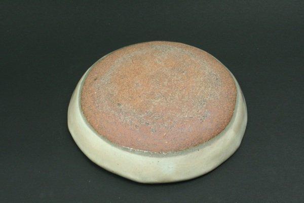 鷺(サギ)絵化粧平皿