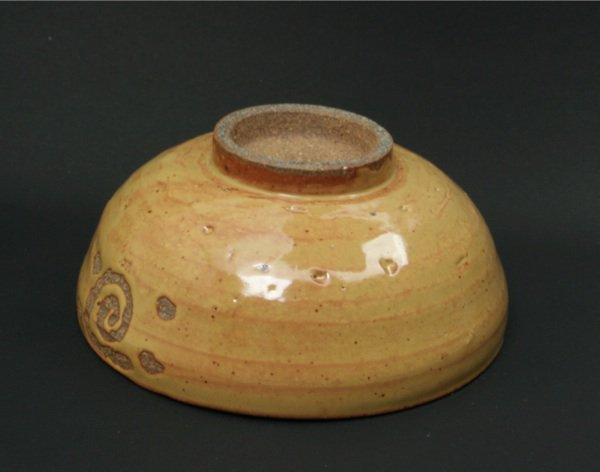 ろうぬきルチル釉鉢