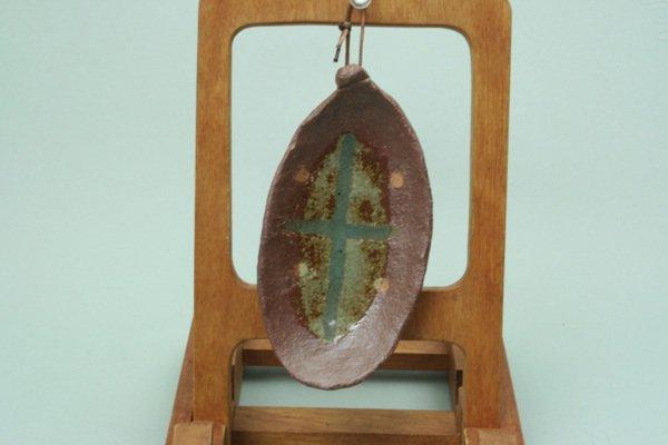 象嵌木の実皿