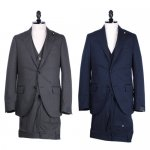 LARDINI<br>ラルディーニ<br> 3B WOOL STRETCH SUITS<br>-05-
