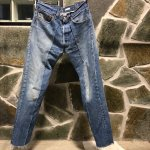<img class='new_mark_img1' src='//img.shop-pro.jp/img/new/icons47.gif' style='border:none;display:inline;margin:0px;padding:0px;width:auto;' />OLDPARK SLIM FLARE JEANS NO.S-1<br>オールドパーク デニム 02