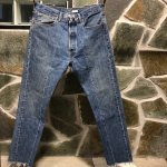<img class='new_mark_img1' src='//img.shop-pro.jp/img/new/icons47.gif' style='border:none;display:inline;margin:0px;padding:0px;width:auto;' />OLDPARK SLIM FLARE JEANS NO.L-1<br>オールドパーク デニム 02